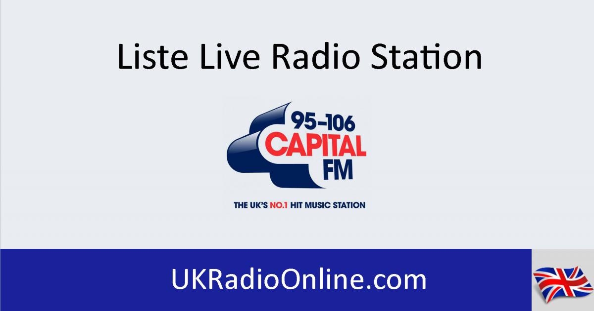 Capital FM Listen Live